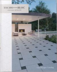 Techo-Bloc 2020 Catalog Cover