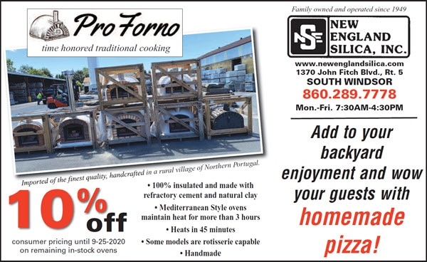 10% Off Pro Forno Pizza Ovens Offer