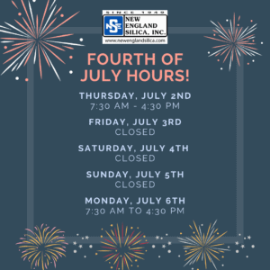 Fourth of July Hours