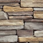 Eldorado's Rustic Ledge is a textured and layered full-scale ledge stone with long dimensional stones. The stone sizes range from 1″ to 4.5″ in height and 6″ to 20″ in length with an average of 3″ by 15″. Corners available.