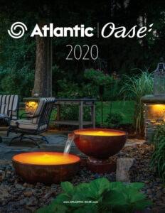 Atlantic Oase 2020 Catalog Cover