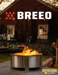 Breeo 2021 Catalog Cover